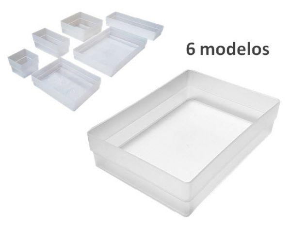 Caja Organizadora Plástica - Línea 700 6 modelos